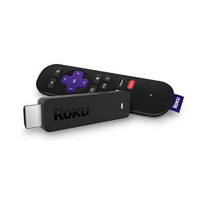 2. Roku 3600R Streaming Stick – HD Streaming Player