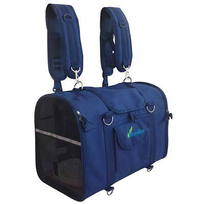 4. Natuvalle 6-in-1 Pet Carrier Backpack