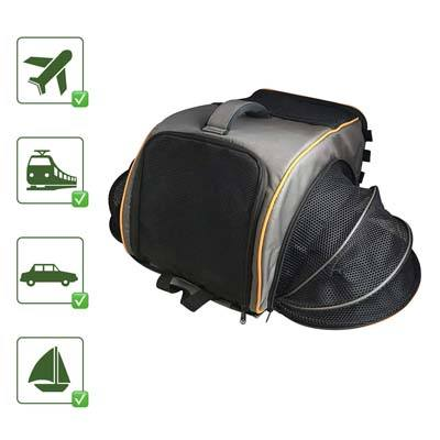9. Pet Magasin Pet Travel Carrier Backpack