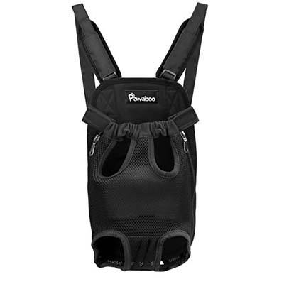 2. PAWABOO Pet Carrier Backpack