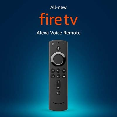 10. Amazon All-new Alexa Voice Remote