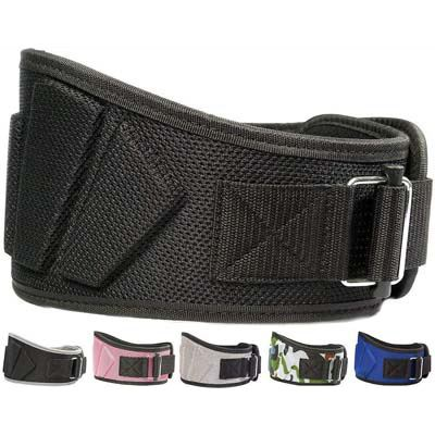6. Stoic Powerlifting/Weightlifting Belt