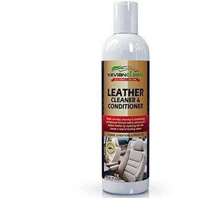 3. KevianClean Leather Cleaner and Conditioner
