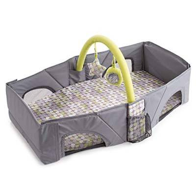 7. Summer Infant Travel Bed