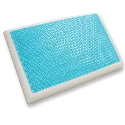 5. Classic Brands Reversible Cool Gel Pillow