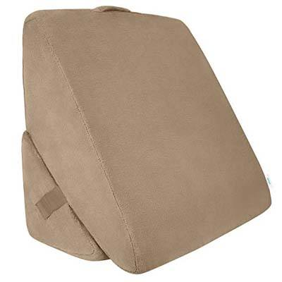 9. Xtra-Comfort Bed Wedge Pillow