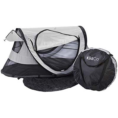 10. KidCo P4012 PeaPod Plus Infant Travel Bed