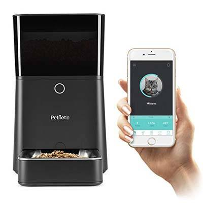 5. Petnet SmartFeeder, Automatic Pet Feeder