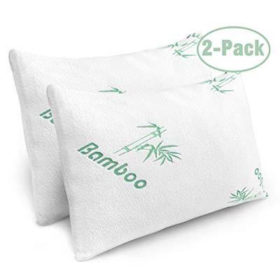 8. Plixio Pillows for Sleeping