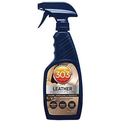 9. 303 Products Leather Cleaner and Conditioner