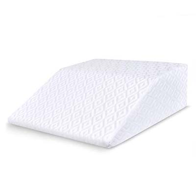 7. PharMeDoc Elevating Leg Rest Pillow (Wedge)