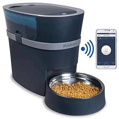 7. PetSafe Smart Feed Automatic Dog and Cat Feeder