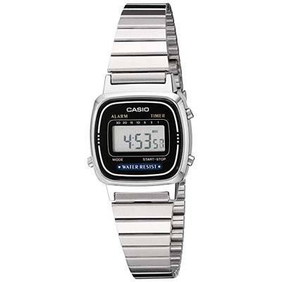 3. Casio Women's LA670WA-1 Digital Watch
