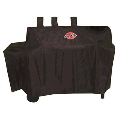 8. Char-Griller 8080 Dual Fuel Grill Cover