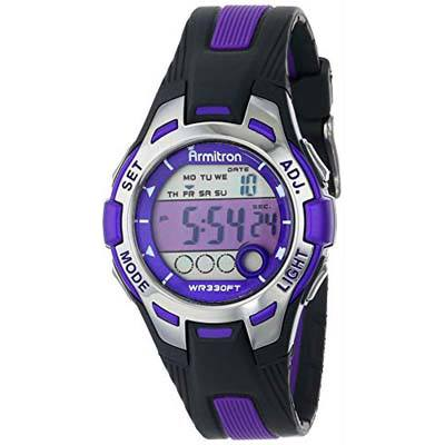 5. Armitron Sport Women's 45/7030 Digital Watch