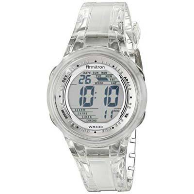 7. Armitron Sport Women's 45/7051 Digital Watch