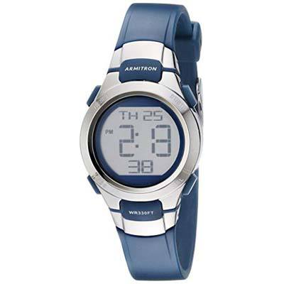 1. Armitron Sport Women's Digital Chronograph Watch