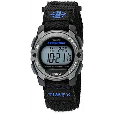 2. Timex Unisex Expedition Classic Digital Watch