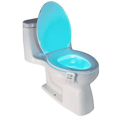 4. Best Light Motion Activated Toilet Night Light