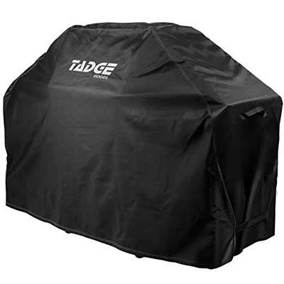 10. Tadge Goods BBQ Grill Cover