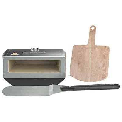 5. BakerStone Gas Stove Pizza Box