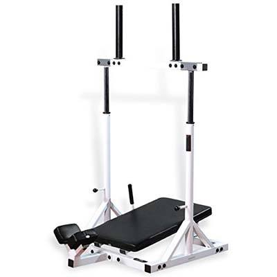 4. Yukon Fitness Vertical Leg Press VLP-154