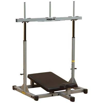 1. Body-Solid Vertical Powerline Leg Press