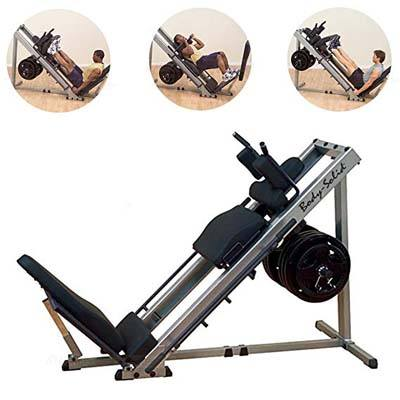 2. Body-Solid Leg Press Machine (GLPH1100)