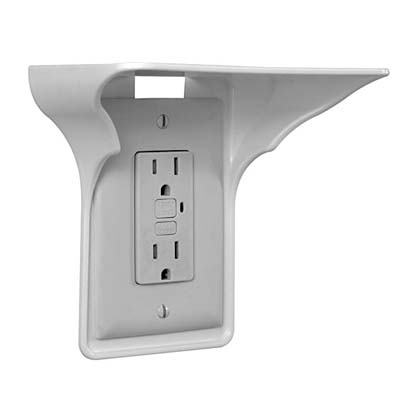 2. BeraTek Industries Storage Theory Outlet Shelf