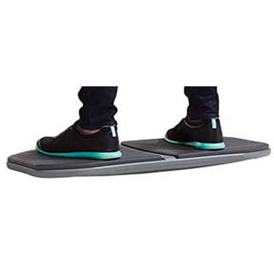 1. Gaiam Evolve Balance Board for Standing Desk