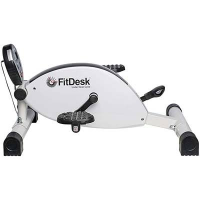 6. FitDesk Under Desk Exercise Bike