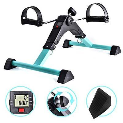 7. B BAIJIAWEI Portable Pedal Exerciser