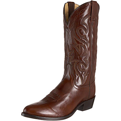 "10. Dan Post Men's Milwaukee 13"" Western Boot"