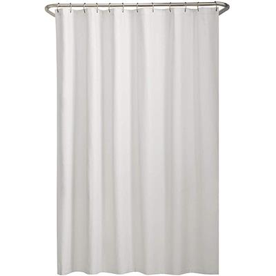 6. MAYTEX Fabric Shower Liner