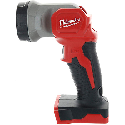 4. Milwaukee M18 Worklight w/130 Degree Adjustable Head (2735-20)