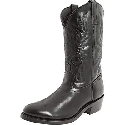 12. Laredo Men's 12-Inch Trucker Boot