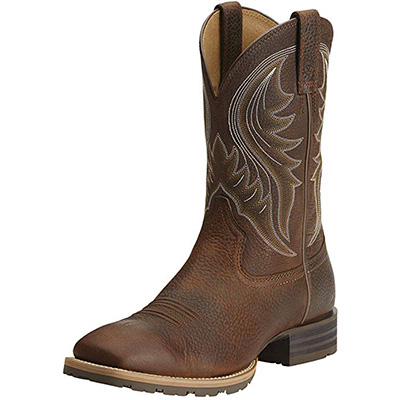 8. Ariat Men's Hybrid Rancher Western Cowboy Boot