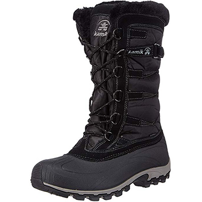 3. Kamik Women's Snowvalley Boot