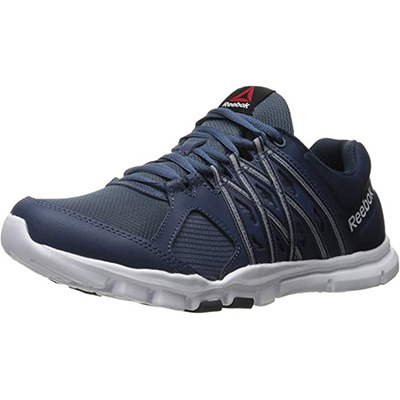 3. Reebok Men's Yourflex Train 8.0 L MT Training Shoe