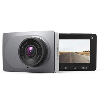 """1. YI 2.7"""" Screen Smart Dash Cam"""