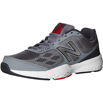 4. New Balance Men's Training Shoe (MX517v1)