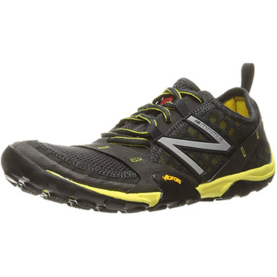 12. New Balance Men's Minimus Trail Running Shoe (MT10V1)