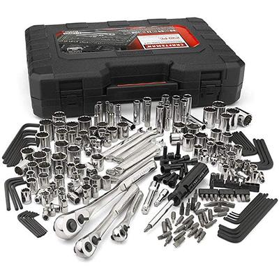 5. Craftsman 50230 Mechanics Tool Set, 230-Piece