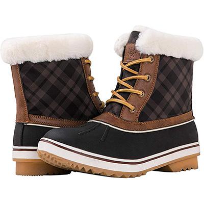 5. GLOBALWIN Women's 1632 Snow Boots