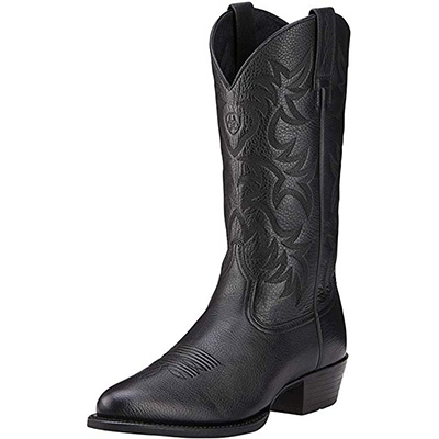 7. Ariat Men's Toe Western Cowboy Boot - Heritage R