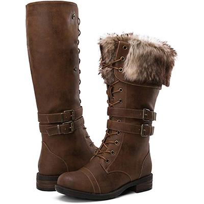 14. GLOBALWIN Women's Fashion Boots