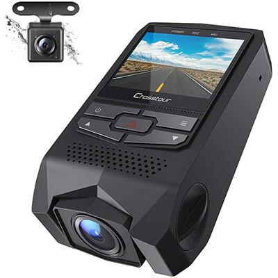 11. Crosstour CR600 Dual Dash Cam